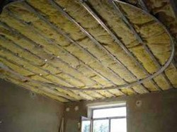 Утепление потолка в Ставрополе. Утеплить потолок г.Ставрополь